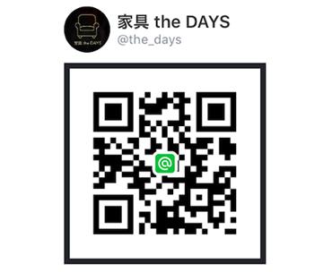 line@のQRコード(@the_days)