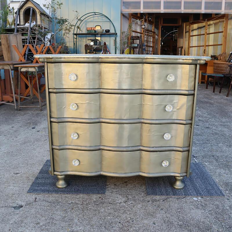 Conran コンラン kaveri chest of drawers メタル4段チェスト