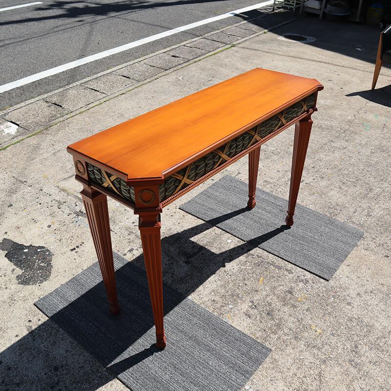 ブスネリアダモ社コンソールテーブル